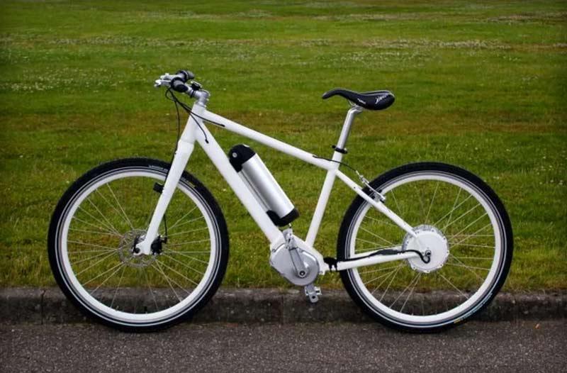 消灭车链子!这家丹麦公司打造了一辆无链电动自行车